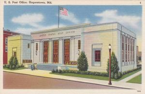 U. S. Post Office, Hagerstown, Maryland, 1930-1940s