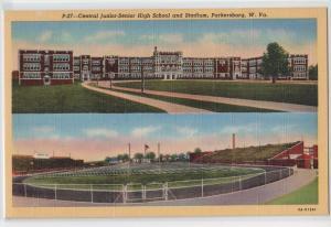 Central JR-Senior High School. Parkersburg WV
