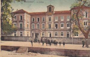 Le College, Commercy (Meuse), France, 1900-10s