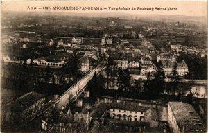CPA ANGOULEME Panorama FaBOURG St-CYBARD (984082)