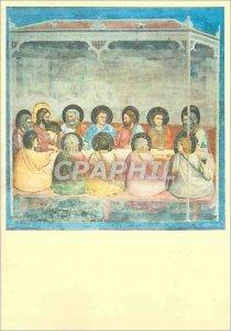 Postcard Modern Giotto (1266 1337) The Holy Sene