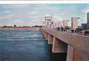 Iroquois Control Dam, IROQUOIS, Ontario, Canada, 40-60´s