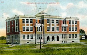 RI - Auburn. Cranston High School