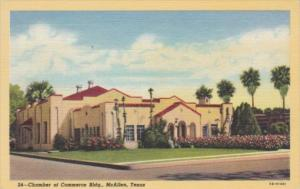 Texas McAllen Chamber Of Commerce BuildingCurteich