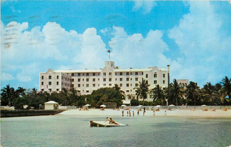 Bahamas Nassau the fort Montagu Beach Hotel