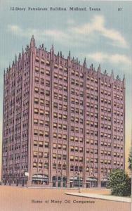 Texas Midland 12 Story Petroleum Building