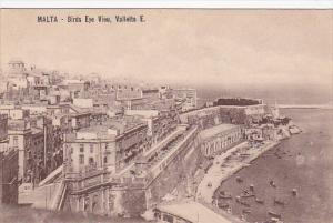 MALTA , 00-10s : Bird's Eye View - VALLETTA
