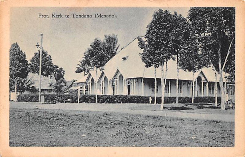 Prot Kerk te Tondano Menado Indonesia, Republik Indonesia Unused
