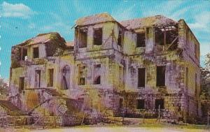 Jamaica Montego Bay Ruins Of Rose Hall Great House