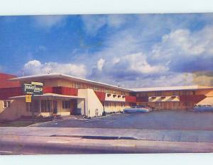 Pre-1980 TRAVELODGE MOTEL Oakland California CA c0401