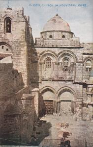 Church of Holy-Sepulchre, 00-10s