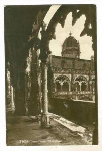 RP, Jeronimos, Claustros, Lisboa, Portugal, 1920-1940s