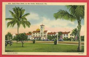 Park View Hotel, Hollywood, Florida