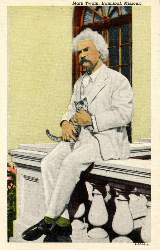 Famous People - Mark Twain