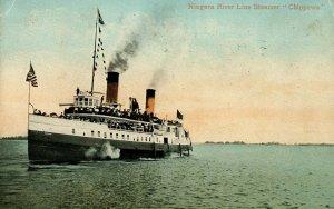 Niagara River Line - SS Chippewa