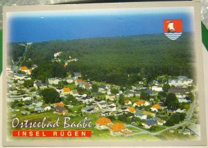 Germany Ostseebad Baabe Insel Rugen - posted 1996