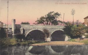 The Stone Bridge , STRATFORD , Ontario , Canada , PU-1916