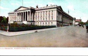 Washington D C The United States Treasury