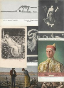 Beautiful Art Postcard Collection of 40 01.13