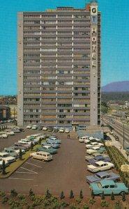 VANCOUVER , B.C. , Canada , 1950-60s ; Georgian Towers Hotel ; #2