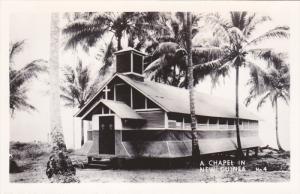 RP: NEW GUINEA , 1940s ; Chapel