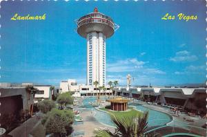 Landmark Hotel - Las Vegas, Nevada
