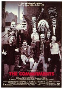 Film Movie Postcard The Commitments - An Alan Parker Film #AD