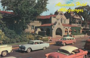 ALBUQUERQUE , New Mexico, 1965 ; Alvarado Hotel
