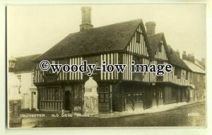 tp0636 - Essex - Early View of the Old Siege House, in Colchester - postcard