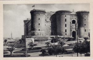 Maschio Angioino, NAPOLI (Campania), Italy, 1910-1920s