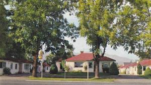 [BC] : Mayfair Motel , CHILLIWACK , B.C. , Canada,  50-60s