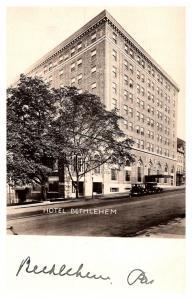 Pennsylvania Bethlehem , Hotel  , RPC