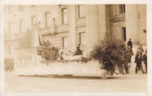 RP; Parade, WINNIPEG, Manitoba, Canada, 1931; Minnehaha 100F No. 7  Float