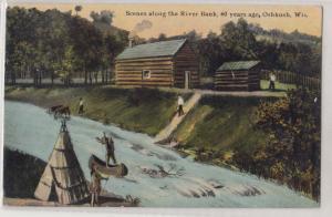 River Bank, Oshkosh WI