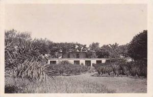 Africa Sudan Bamako Le Jardin Zoologique Real Photo RPPC