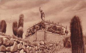 Monumento de General Piniero Chaco , ARGENTINA, PU-1953