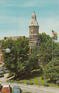 Kentucky Mayfield Graves County Courthouse