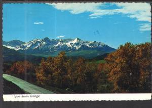 San Juan Range,Colorado Rockies BIN