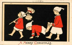 Greeting - Christmas (Tuck Series 8082)