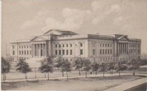 Benjamin Franklin Memorial & Franklin Institute, Philadelphia Pennslyvania 19...