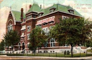 Arkansas Fort Smith United States Court House 1909