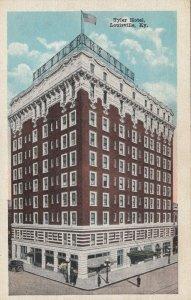 LOUISVILLE, Kentucky, 1910s ; Tyler Hotel