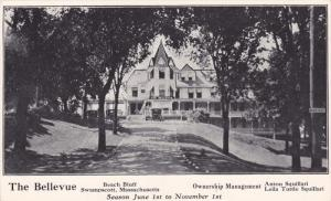 SWAMPSCOTT, Massachusetts; The Bellevue, Beach Bluff, 00-10s
