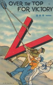 Over the Top for Victory , 1930-40s