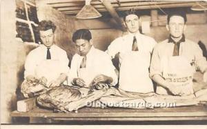 Medical Students with Cadaver Occupation Medical Doctor Postcard Postcards  M...