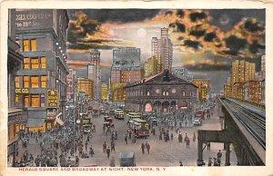 Herald Square New York City, New York NY