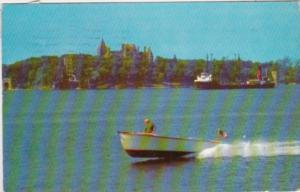 New York Alexandria Bay Castle Of George C Boldt 1963