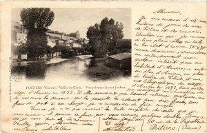CPA Poitou-Charentes POITIERS Vallée du Clain (982887)