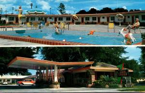 Florida Deland The Dixie Motor Lodge and Restaurant