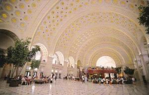 Washington D C Union Station Main Hall 1997